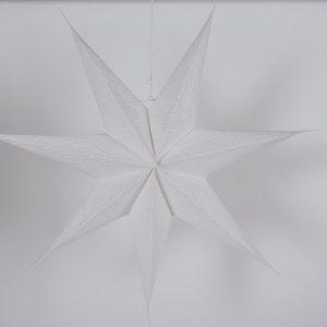 Étoile 7 blanc 36»