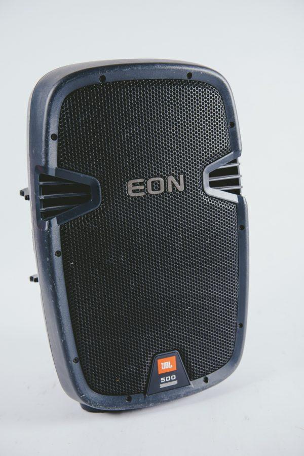 Speaker JBL EON 500