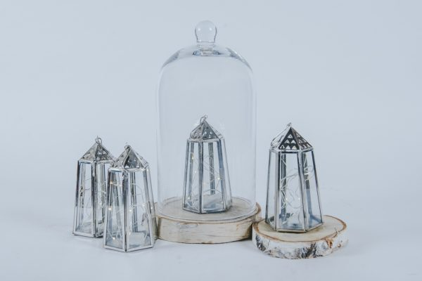 Stainless Hex glass 6 »