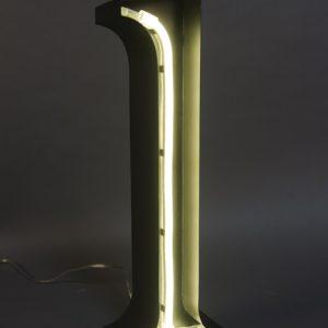 1 neon sign 2700K 36in