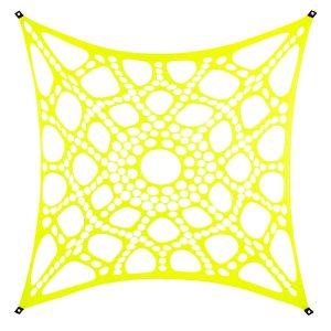 PSYWORK-Schwarzlicht-Segel-Spandex-Neon-Spiderweb-Gelb-3x3m__145018173_02