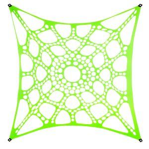 PSYWORK-Schwarzlicht-Segel-Spandex-Neon-Spiderweb-Grün-3x3m__145018172_02