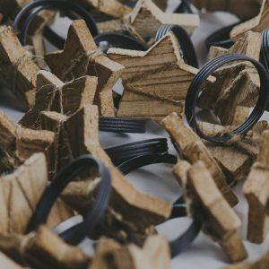 Bague WoodStar Serviette de table (1)