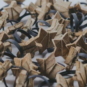 Bague WoodStar Serviette de table (2)
