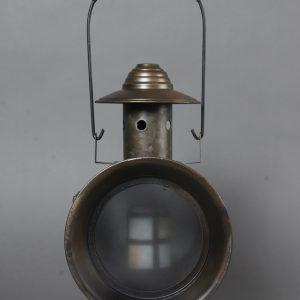 Railroad Lantern avec flame a piles (2)