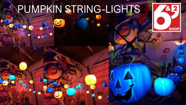 6&2 String Light Halloween2020